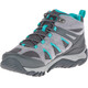 Merrell Outmost MID Vent GTX Shoes Women grey/blue